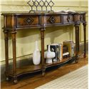 Hooker Furniture Chests and Consoles 72-Inch Hall Console - Item Number: 963-85-122