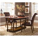 Hamilton Home Chests and Consoles Casual Table w/ Drop Leaf