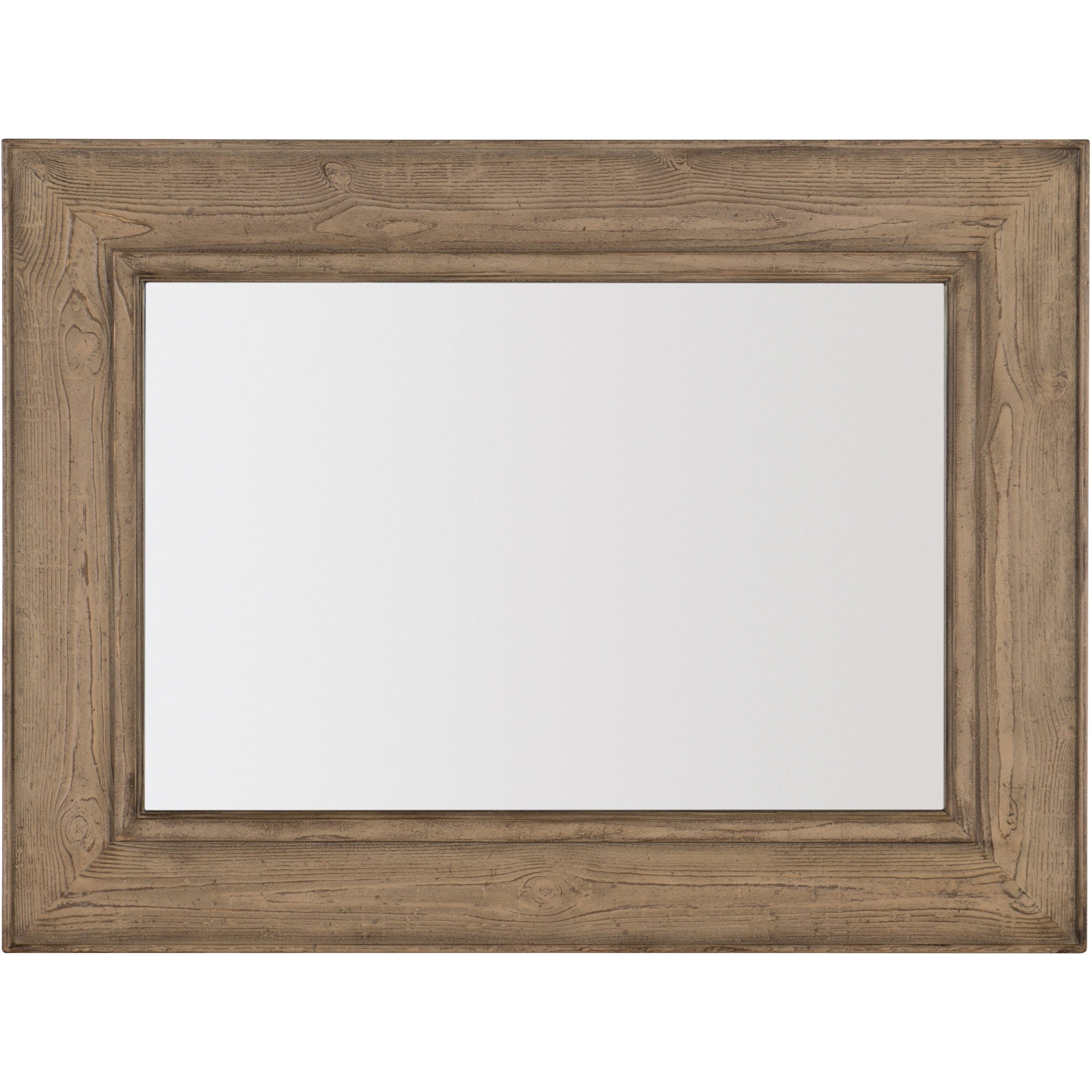 Ciao Bella Landscape Mirror by Hooker Furniture at Miller Waldrop Furniture and Decor