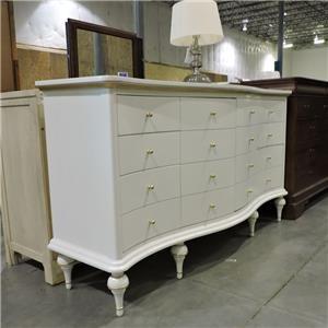 Hooker Furniture Clearance Dresser