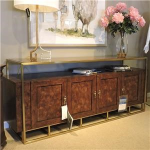 Hooker Furniture Clearance Entertainment Console