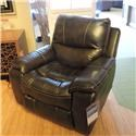 Hooker Furniture Clearance Power Glider Recliner - Item Number: 781540572