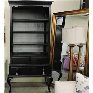 Hooker Furniture Clearance Tall Open Bookcase