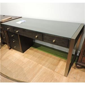 Writing Desk With Mobile File Cabinet