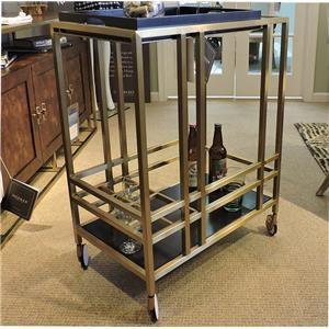 Hooker Furniture Clearance Bar Cart