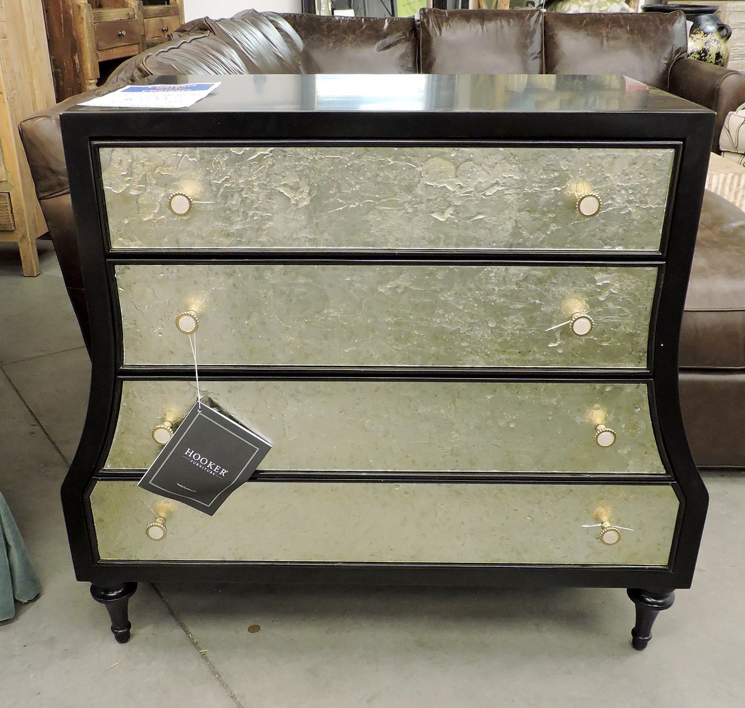 Hooker Furniture Clearance Mirrored Bachelors Chest - Item Number: 907360604