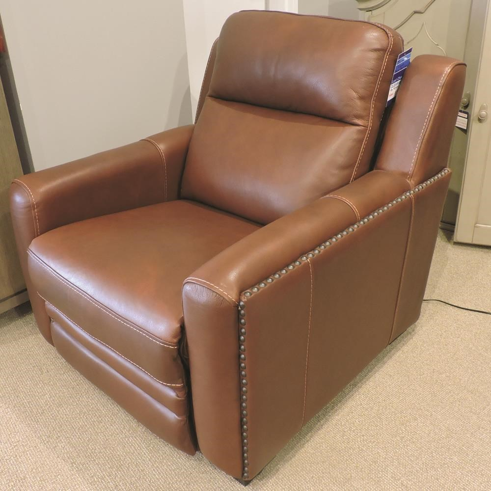 Clearance Lincoln Recliner by Hooker Furniture at Belfort Furniture