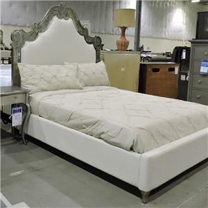 Hooker Furniture Clearance Queen Upholstered Bed