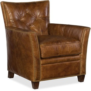 Hamilton Home Conner CC503 Leather Club Chair