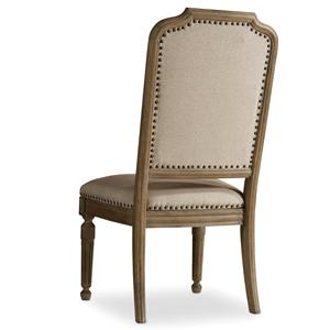 Hamilton Home Corsica Upholstered Side Chair
