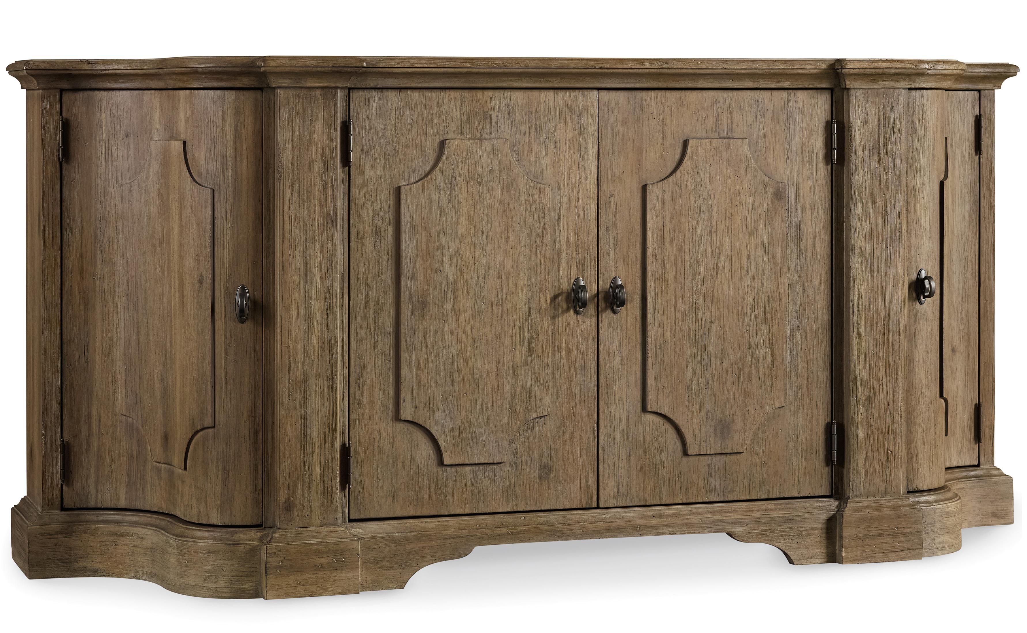 Hooker Furniture Corsica Credenza - Item Number: 5180-75900