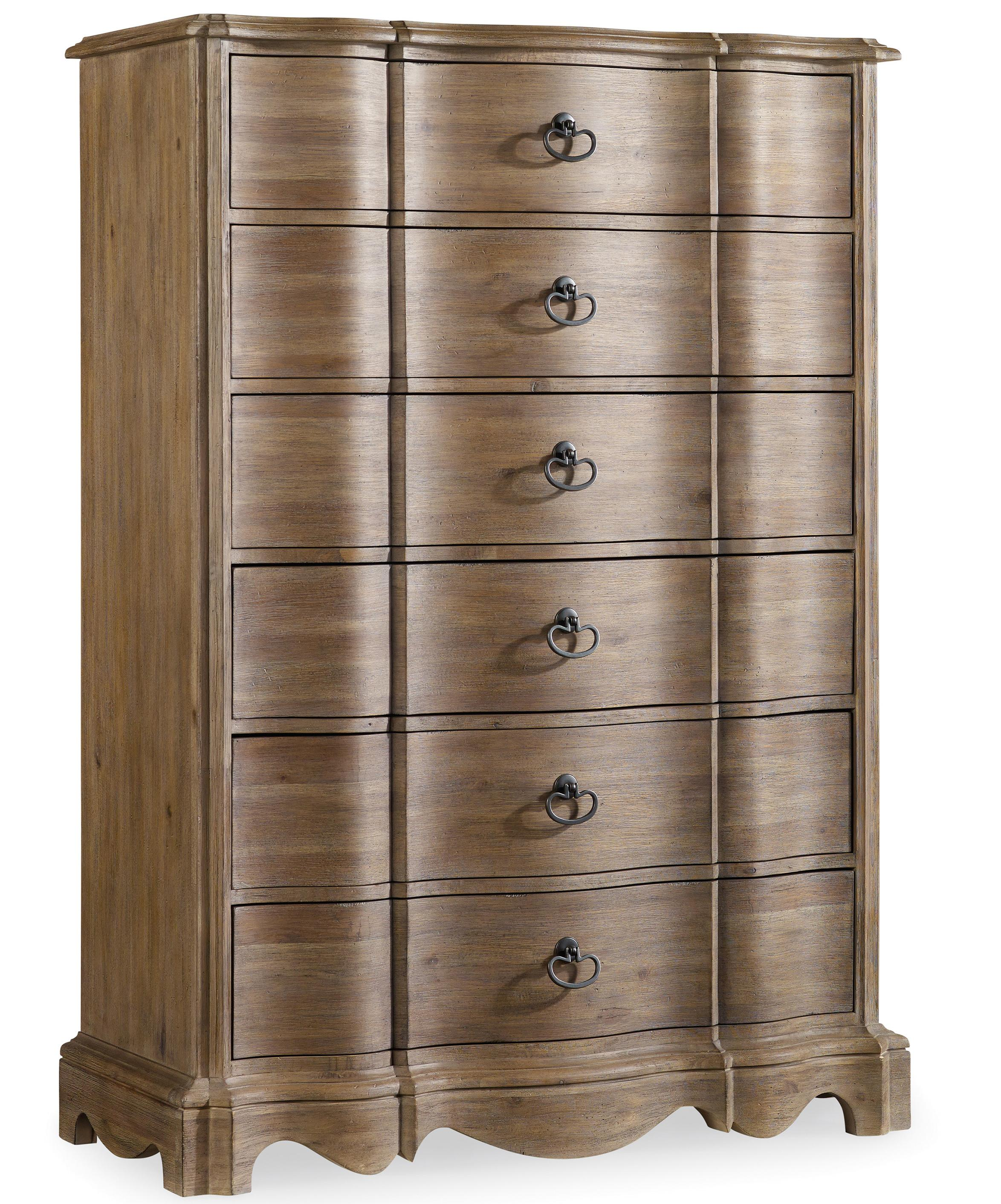 Hooker Furniture Corsica Drawer Chest - Item Number: 5180-90010