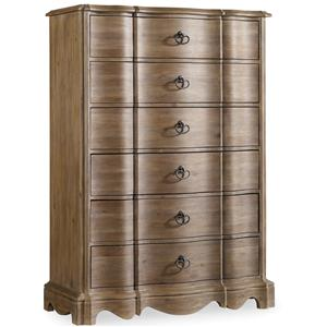Hooker Furniture Corsica Drawer Chest