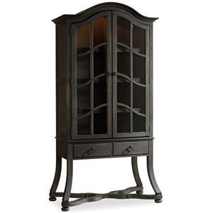 Hamilton Home Corsica Display Cabinet