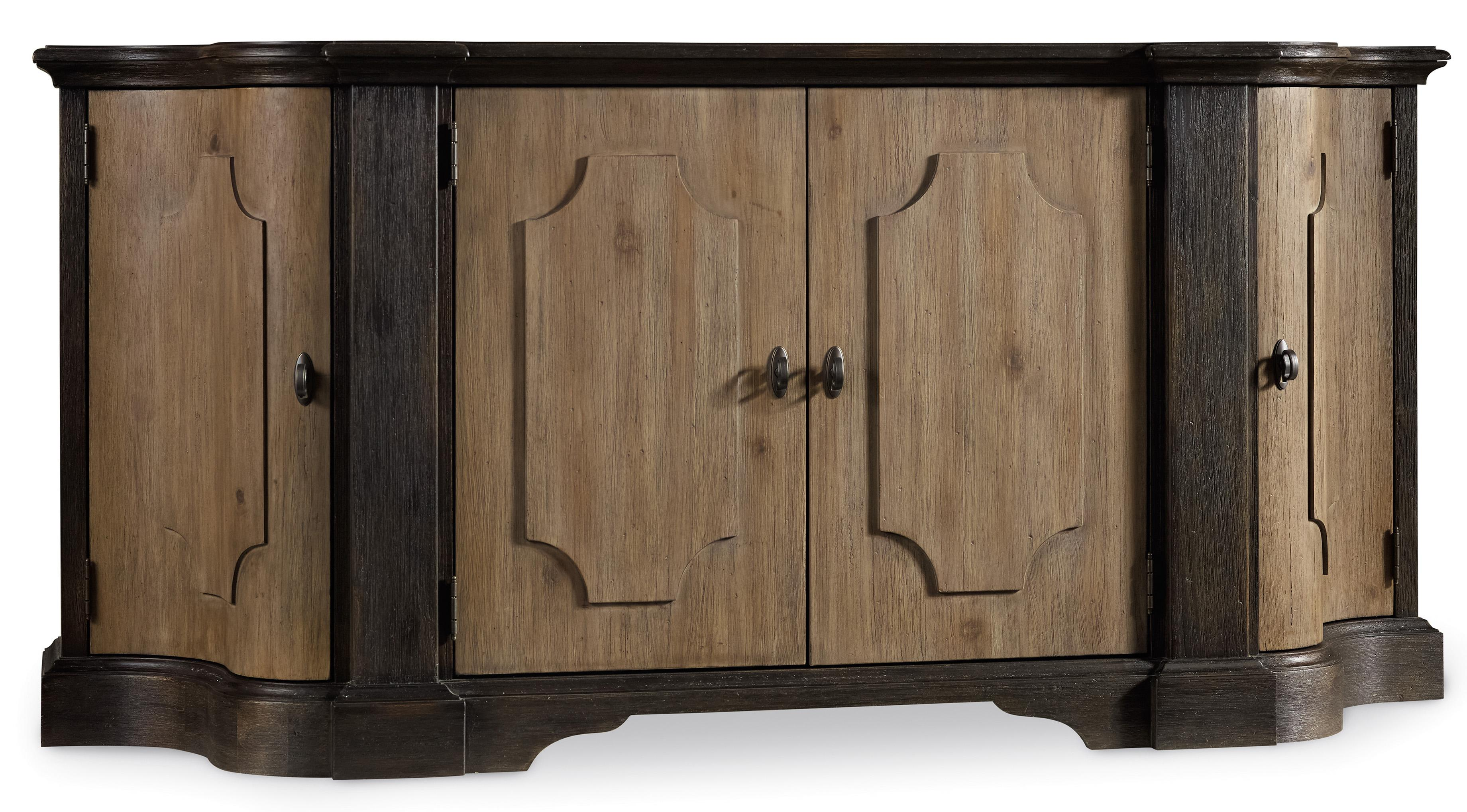 Corsica Credenza by Hooker Furniture at Stoney Creek Furniture