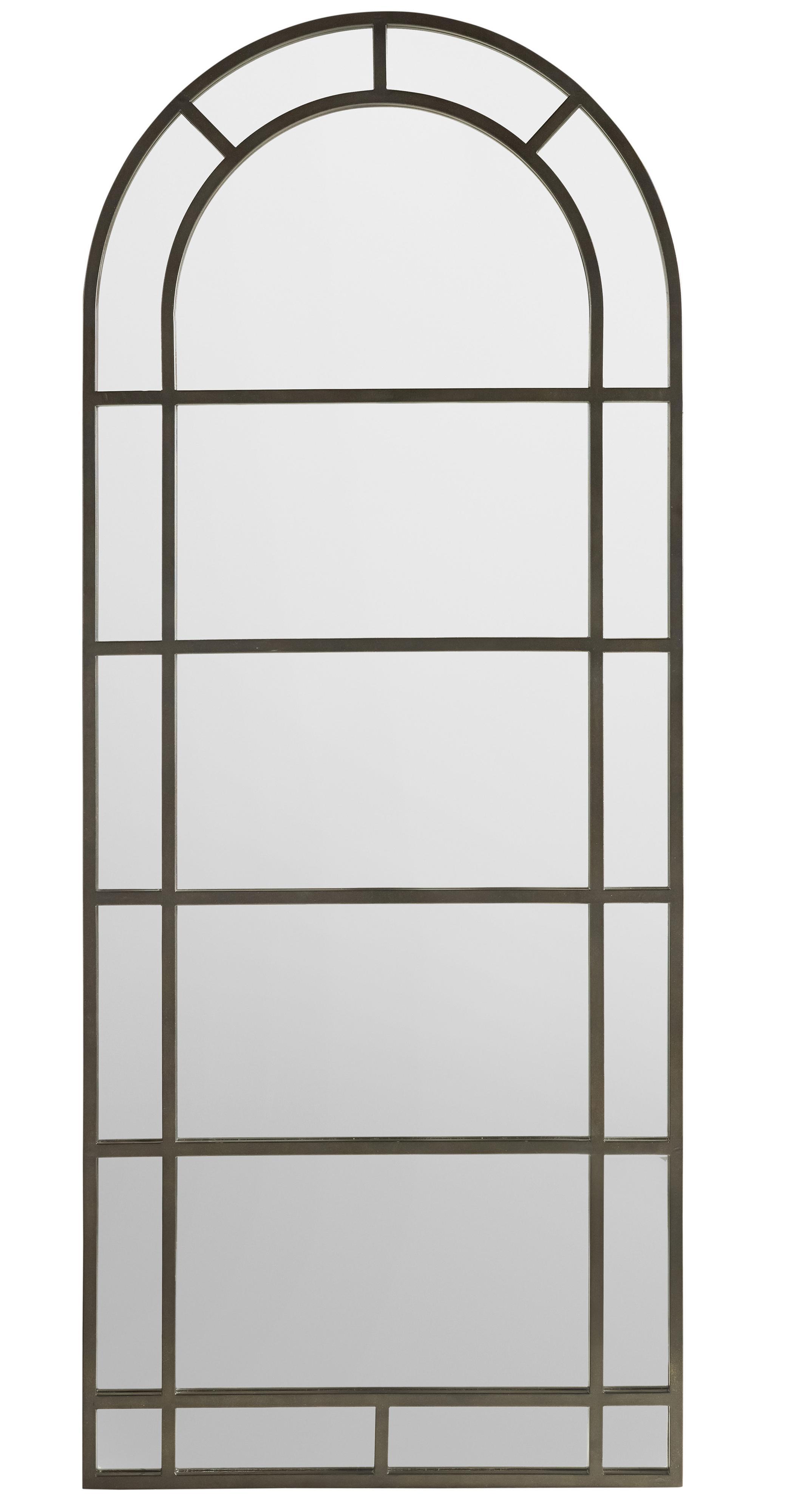 Hamilton Home Corsica Metal Floor Mirror - Item Number: 5480-90009