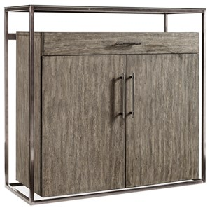 Hooker Furniture Curata Modern Bar Cabinet