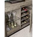Hooker Furniture Curata Modern Bar Cabinet