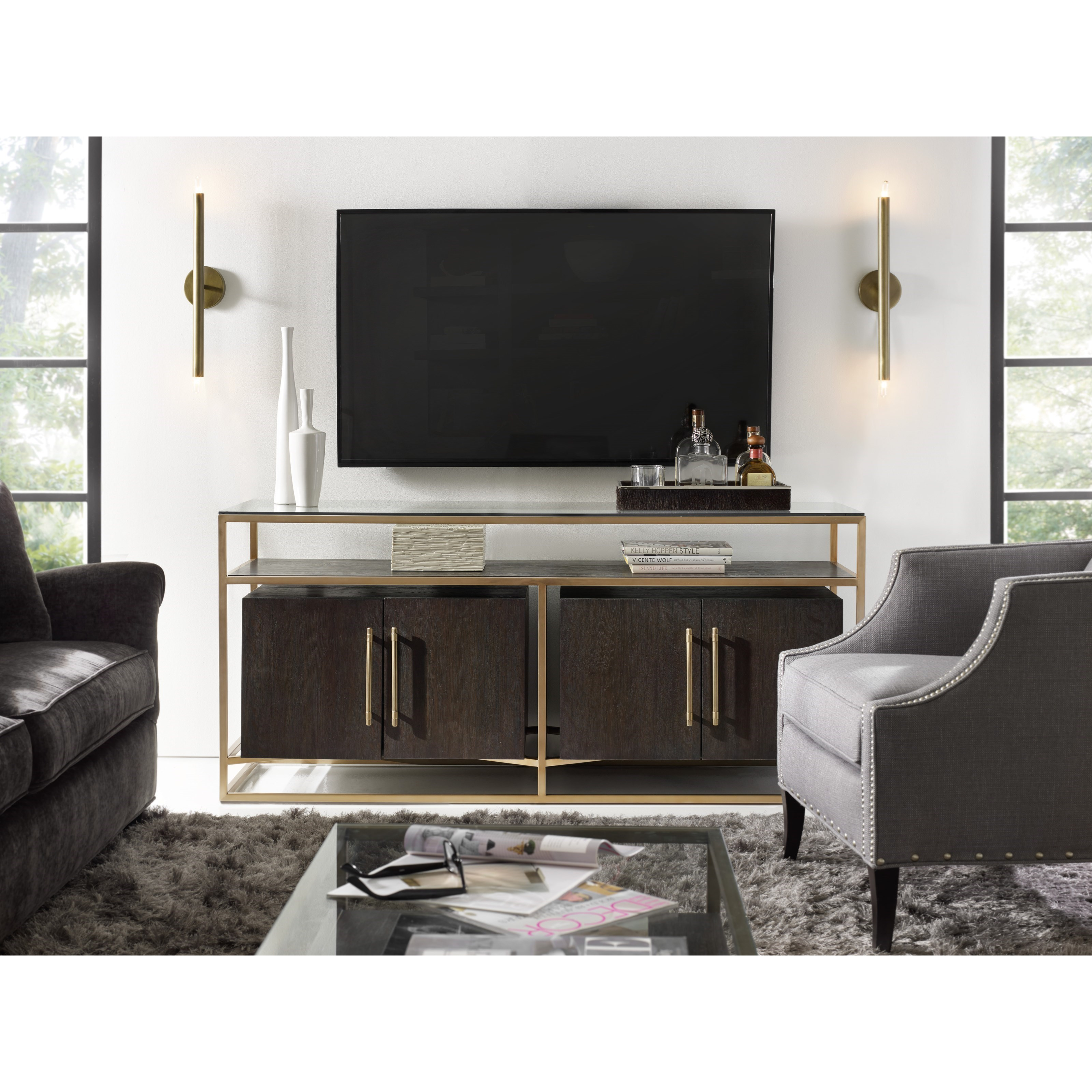 Hooker Furniture Curata 1600 55466 Dkw Modern
