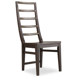 Hooker Furniture Curata Ladderback Side Chair
