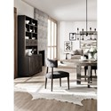 Hooker Furniture Curata Multifunctional Buffet/Credenza with Hutch