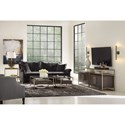 Hooker Furniture Curata Modern Rectangle Cocktail Table