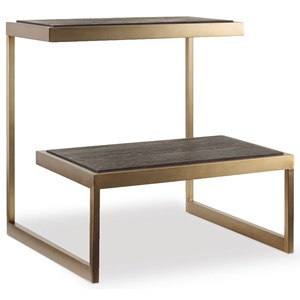 Hooker Furniture Curata Modern End Table