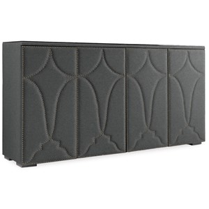 Hooker Furniture Curata Upholstered Credenza