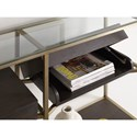 Hooker Furniture Curata Modern Console Table