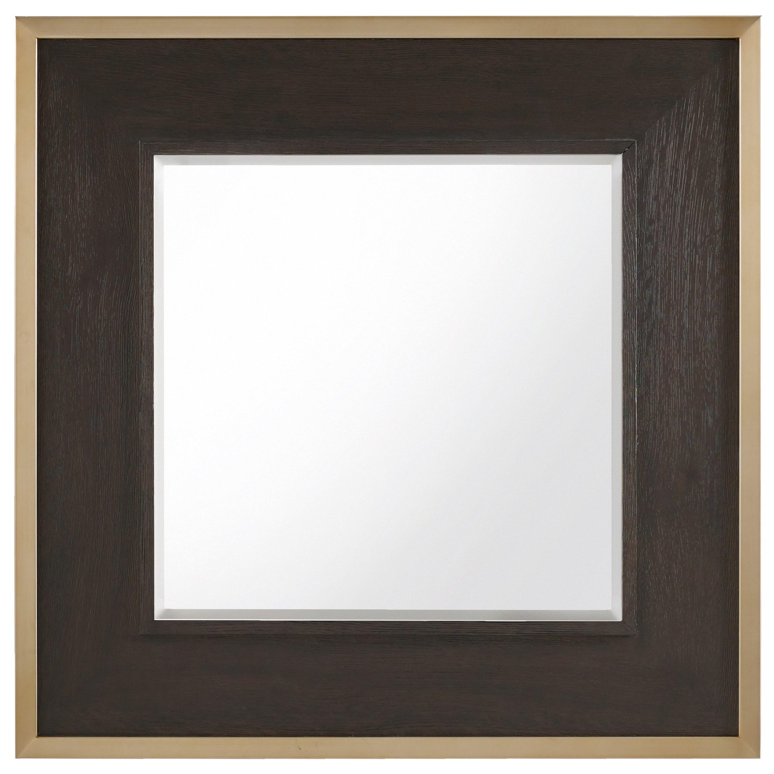 Modern Square Mirror
