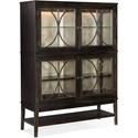 Hooker Furniture Curvee Display Cabinet - Item Number: 5834-75906-89