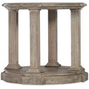 Hooker Furniture Dahlia Round End Table - Item Number: 5813-80216-80