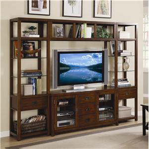 Hamilton Home Danforth Wall Unit