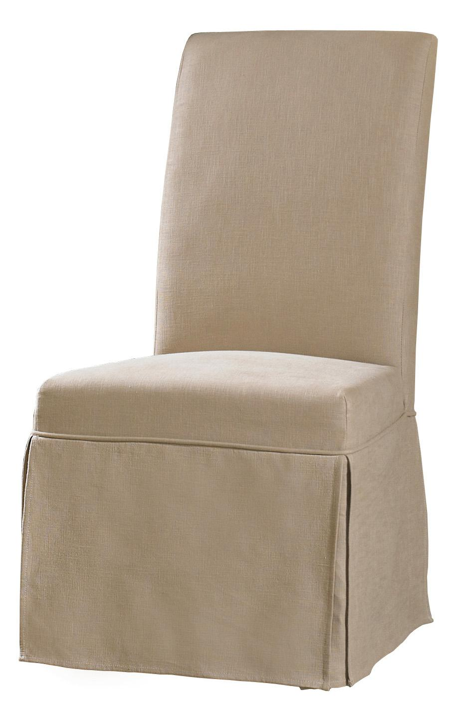 Hamilton Home Decorator Chairs Clarice Skirted Chair - Item Number: 200-36-072