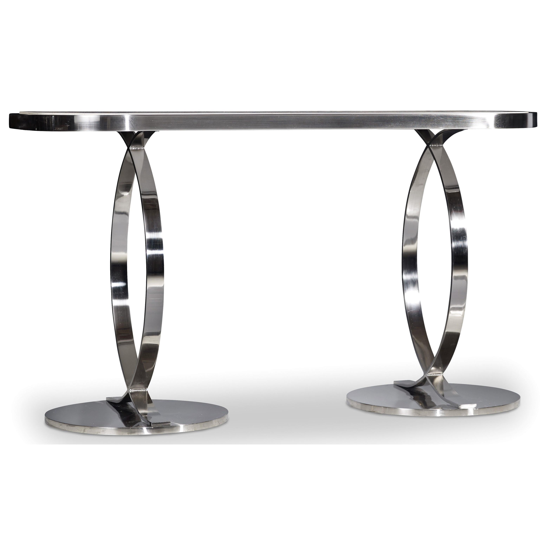Hooker Furniture East Village Console Table - Item Number: 5442-80151