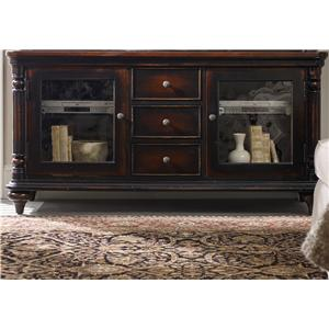 Hooker Furniture Eastridge Entertainment Console
