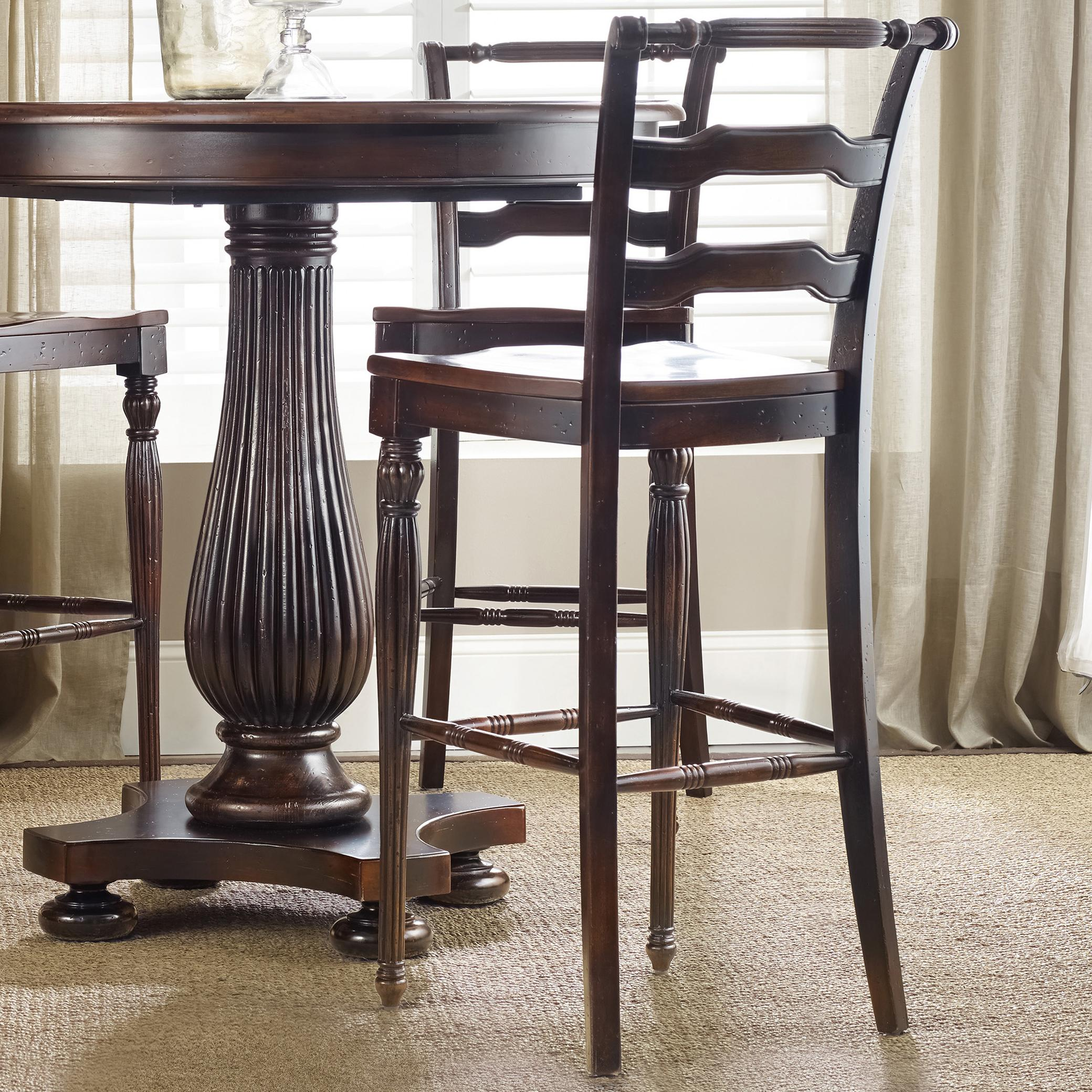 Hooker Furniture Eastridge Barstool - Item Number: 5177-75360