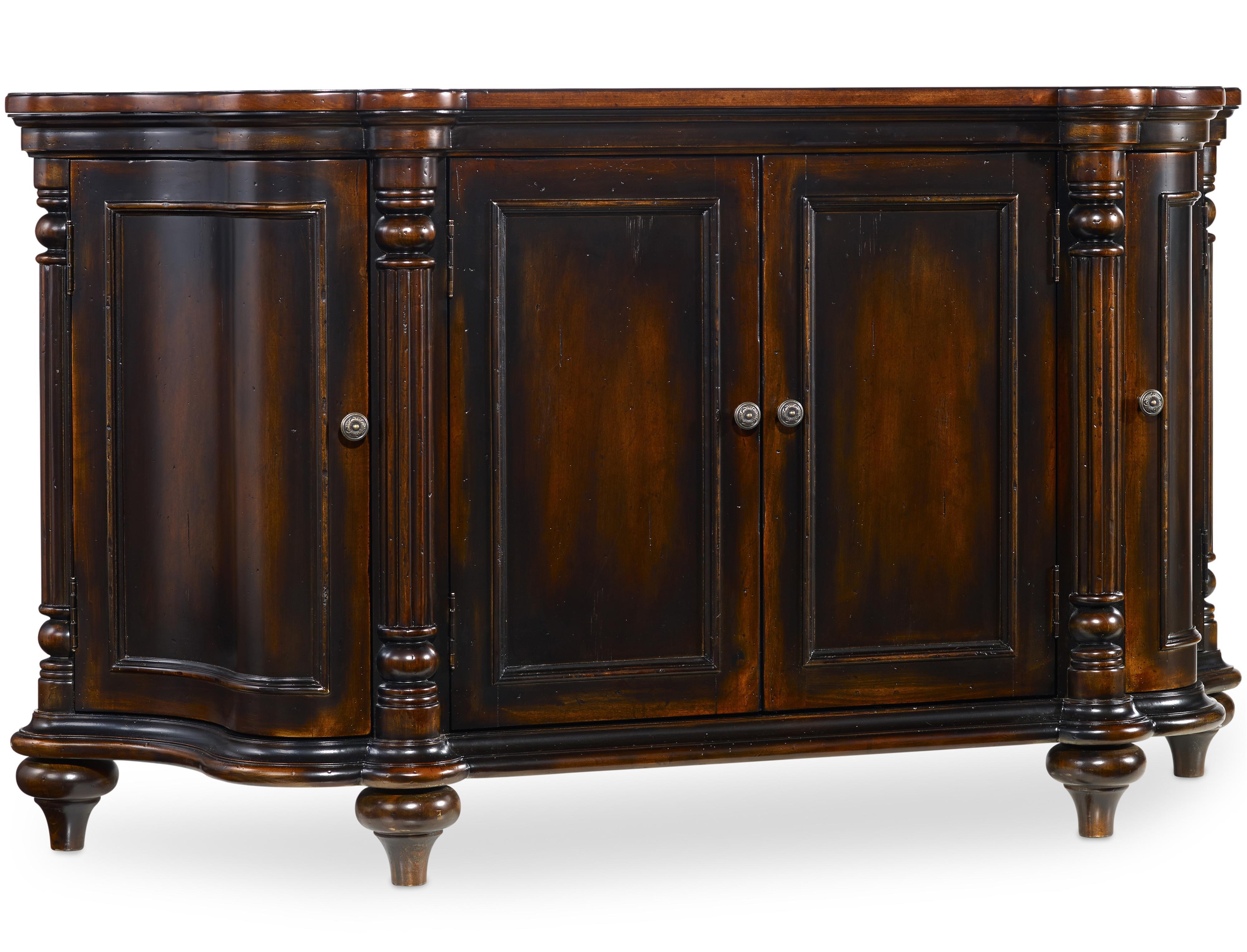 Hooker Furniture Eastridge Shaped Credenza - Item Number: 5177-85001