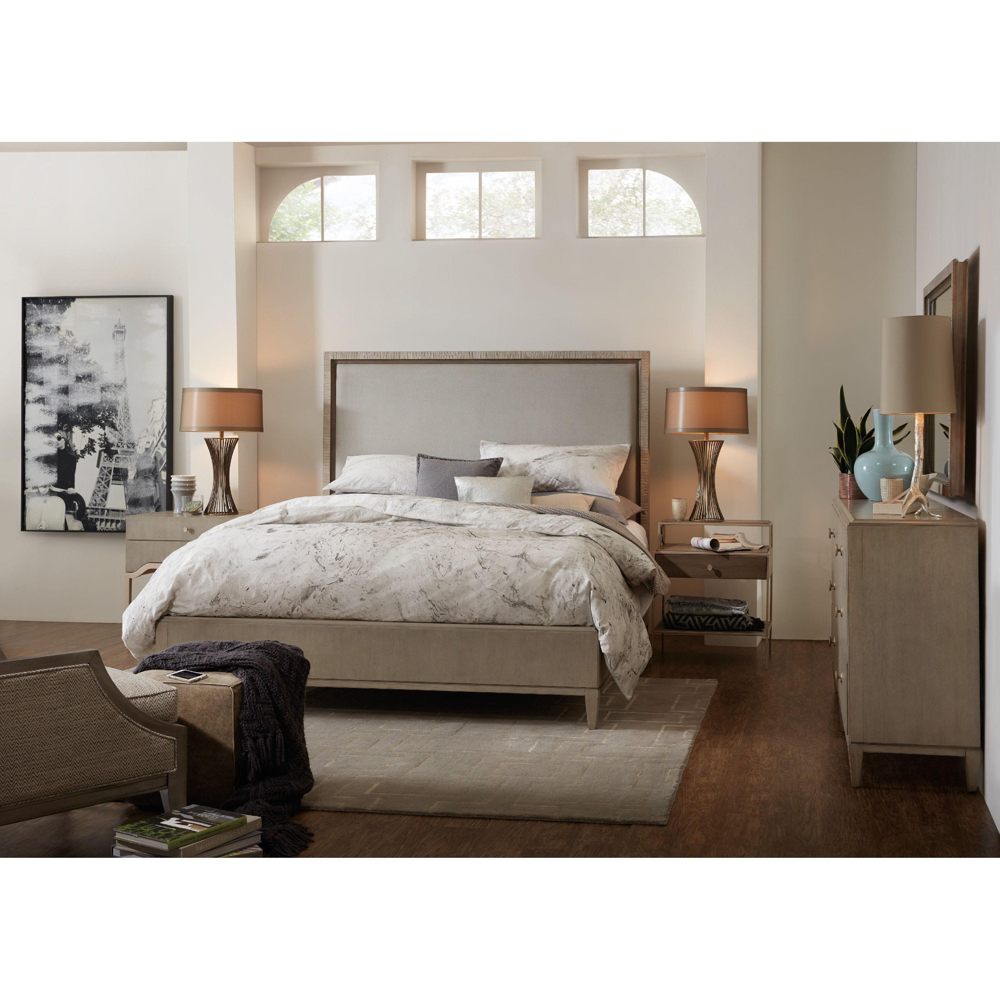 Hooker Furniture Elixir King Bedroom Group - Item Number: 5990 K Bedroom Group 1