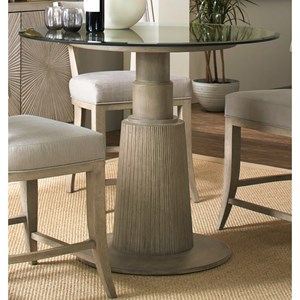Hooker Furniture Elixir Adjustable Height Round Dining Table