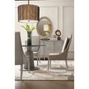Hooker Furniture Elixir Buffet with Sunburst Door Fronts