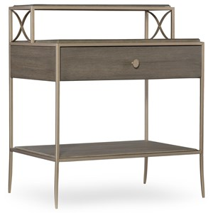 Hooker Furniture Elixir Leg Nightstand