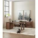 Hooker Furniture Elon Desk Pedestal File Cabinet
