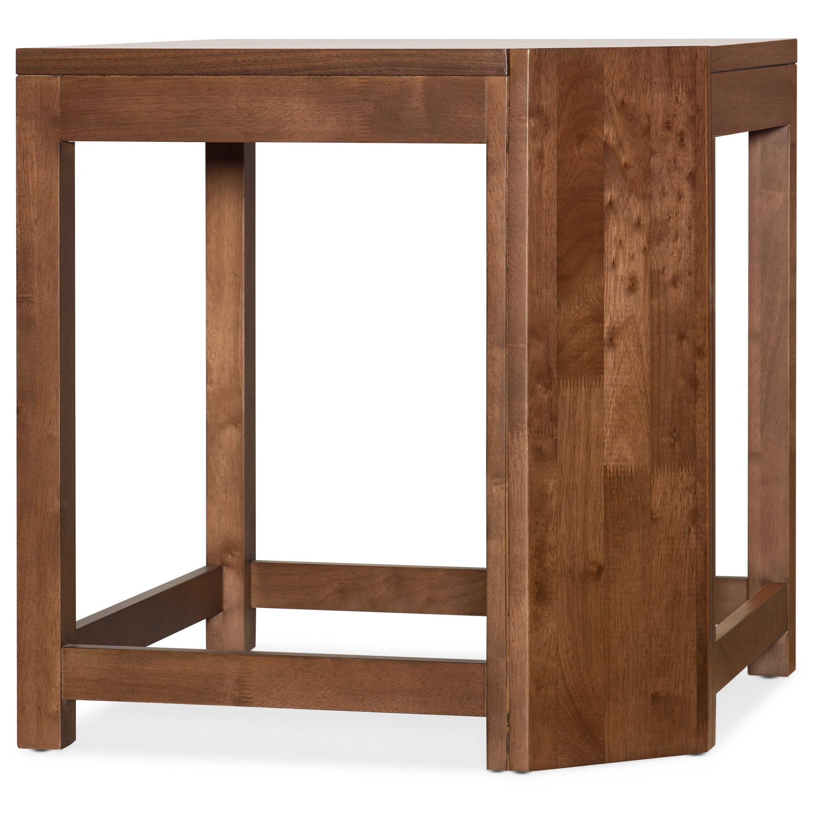 Elon Elon Corner Desk by Hooker Furniture at Stoney Creek Furniture