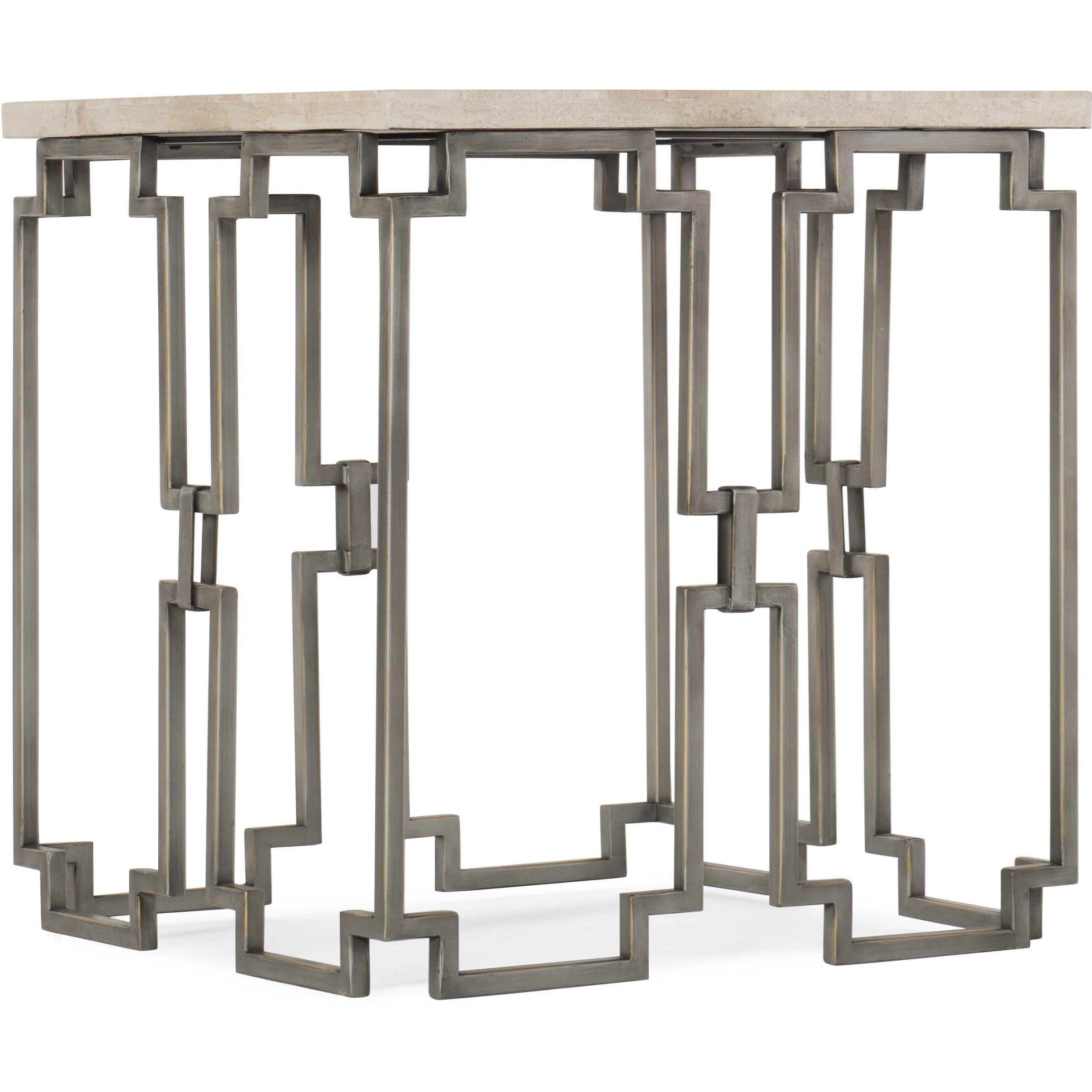 Emmeline End Table by Hooker Furniture at Stoney Creek Furniture
