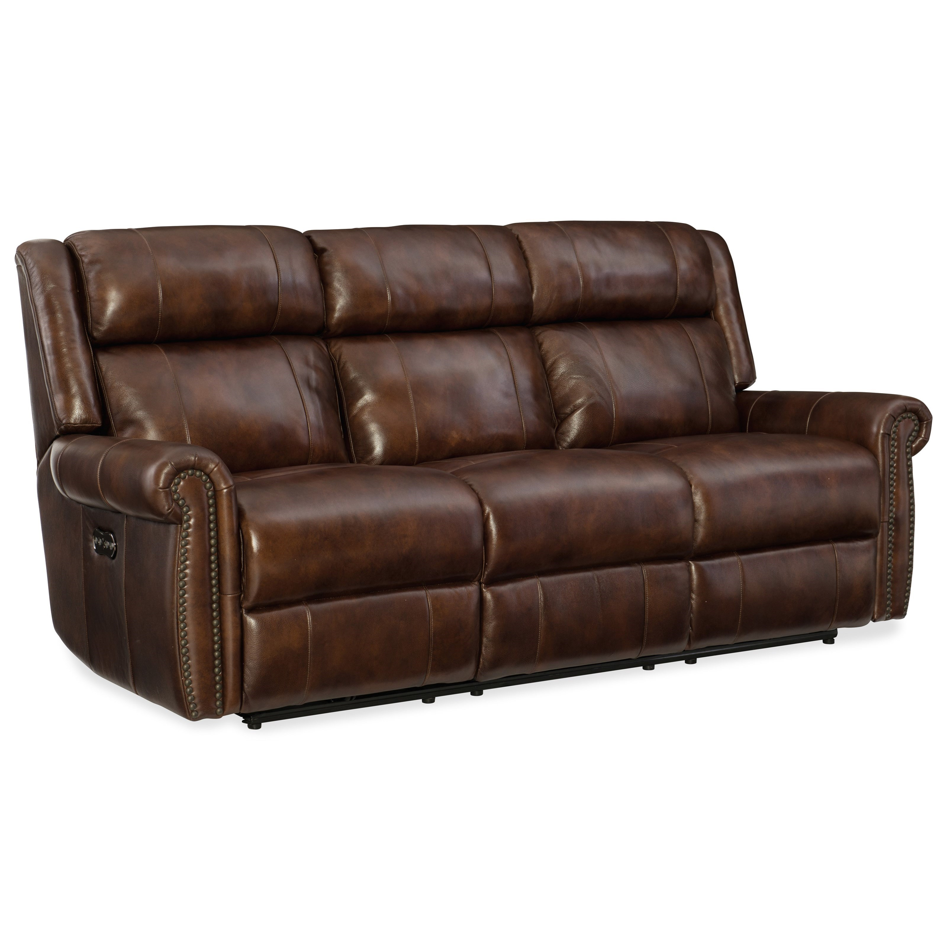 Hooker Furniture Esme Power Motion Sofa With Power Headrest