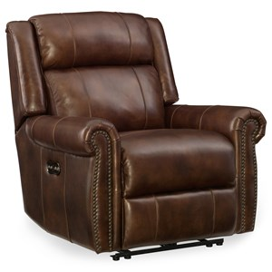 Hooker Furniture Esme Power Recliner with Power Headrest