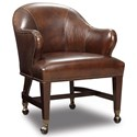 Hooker Furniture Game Chairs Queen Game Chair - Item Number: GC101-086