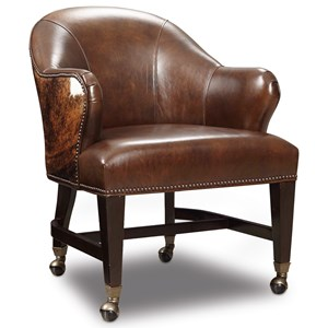 Hooker Furniture Game Chairs Queen Game Chair