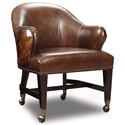 Hooker Furniture Game Chairs Queen Game Chair - Item Number: GC101-186